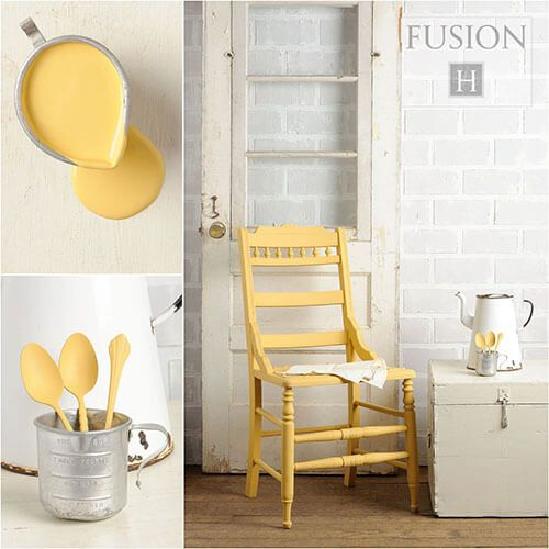 Fusion Mineral Paint- Prairie Sunset - One More Time Vintage