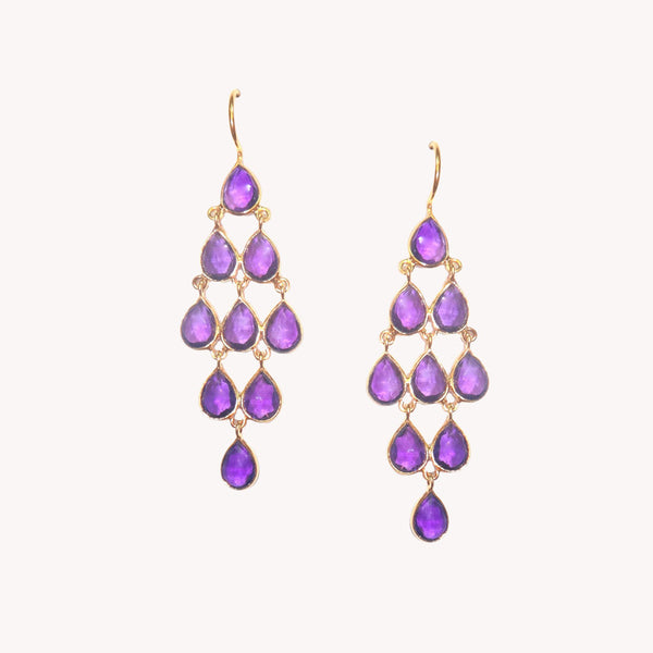 9 Teardrop Dangle Small - VIEW MORE STONES