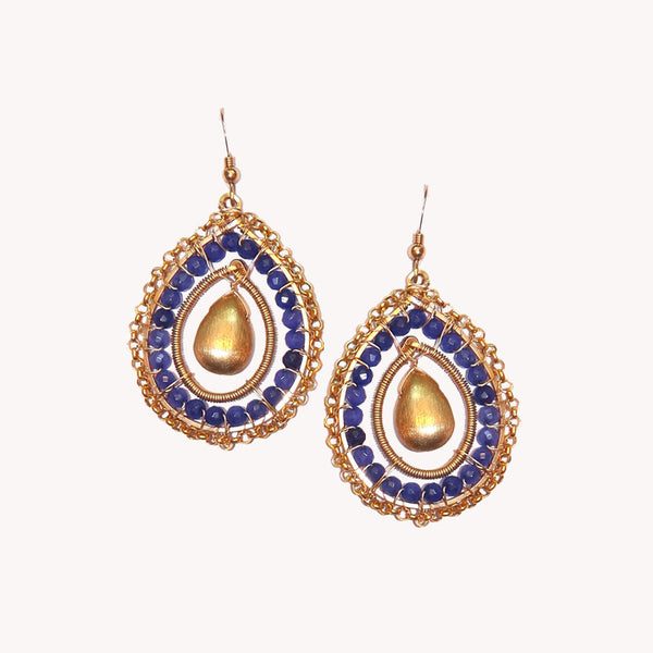 Madison Earring - VIEW MORE STONES