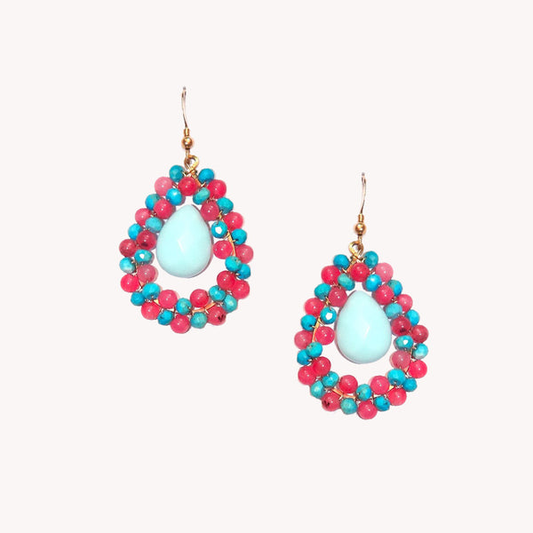 Chloe Earring - VIEW MORE STONES