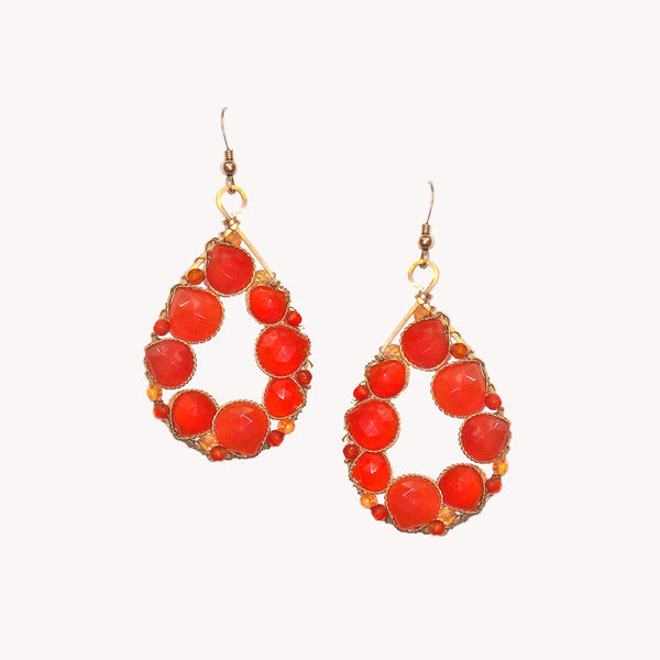 Maggie Earring - VIEW MORE STONES