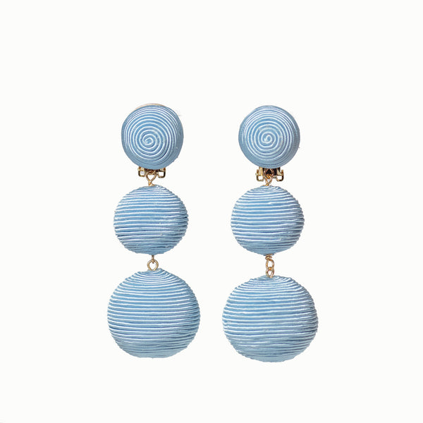 KEP Ball Drop Collection- 3 Drop Sky Blue
