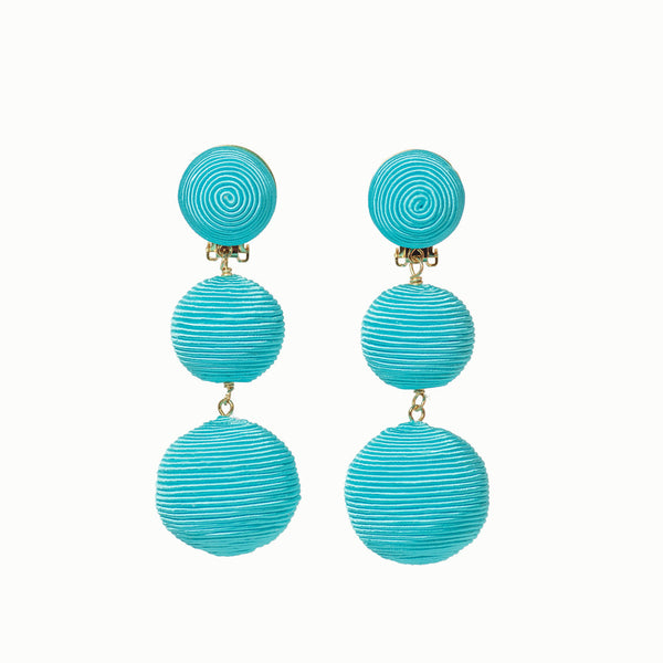 KEP Ball Drop Collection -3 Drop Turquoise
