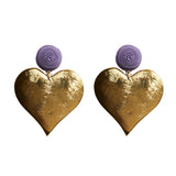 18k Gold Plated Heart, Switcheroo