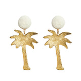18K Gold Plated Palm Tree, Switcheroo
