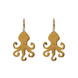 18K Gold Plated Octopus, Switcheroo