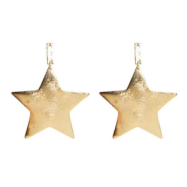 18K Gold Plated Star , Switcheroo