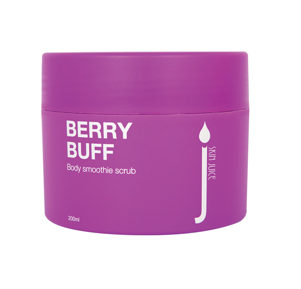 Berry Buff Body Scrub
