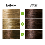 NATURIGIN Permanent Hair Colour- Dark Coffee Brown 3.0