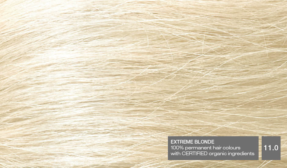 NATURIGIN Permanent Hair Colour- Extreme Blonde 11.0