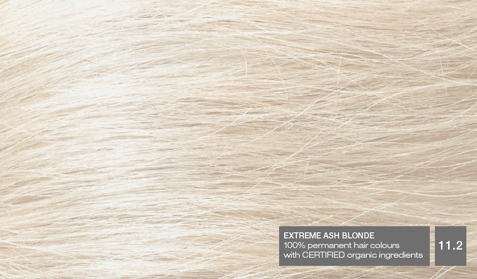 NATURIGIN Permanent Hair Colour- Extreme Ash Blonde 11.2