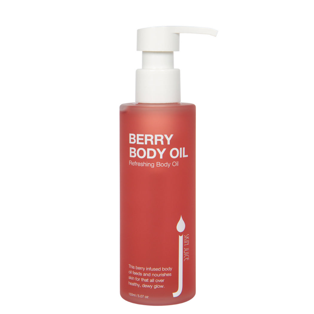Berry Refreshing Body Oil