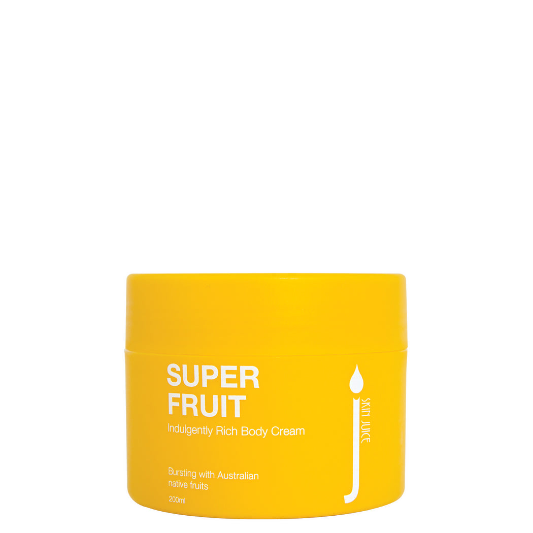 Super Fruit Rich Body Cream