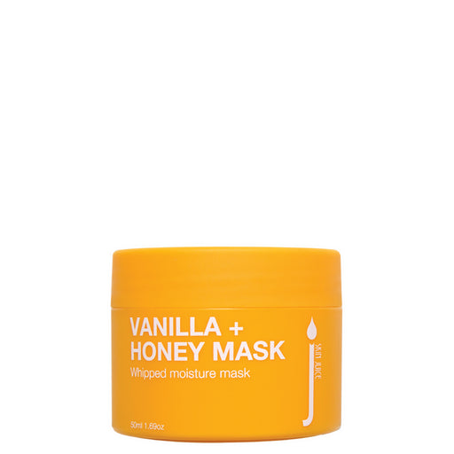 Vanilla + Honey Moisture Mask