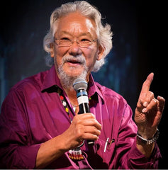 David Suzuki Dirty Dozen in the Cosmetics Industry