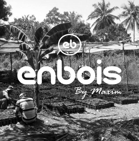 ENbois by Maxim proud supporter of the Haiti Tree Project