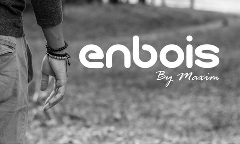 enbois by maxim at Malachite + Elephant