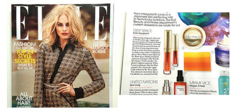 Wary Meyers Mango soap in Vogue Magazine
