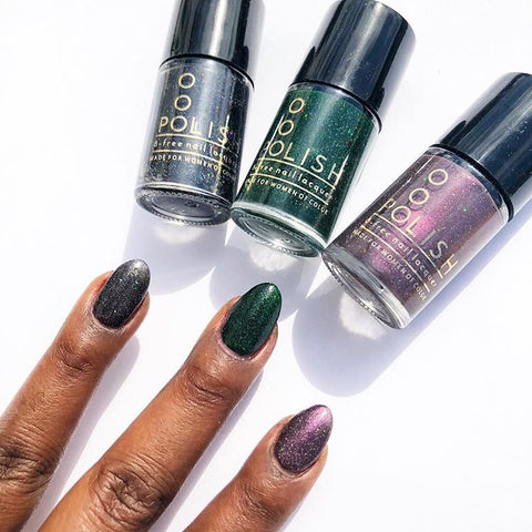 OOO POLISH for women of colour