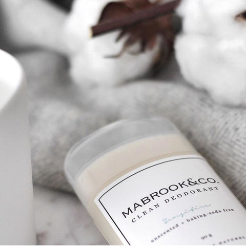 MABROOK & CO CLEAN DEODORANT - SENSITIVE
