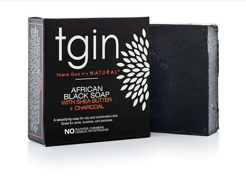 AFRICAN BLACK SOAP BY TGIN