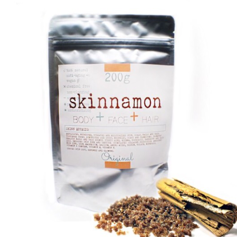 Skinnamon Original Cinnamon Scrub at Malachite + Elephant - Canada