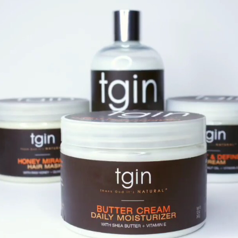 TGIN Butter Cream Moisturizer at Malachite + Elephant - Canada