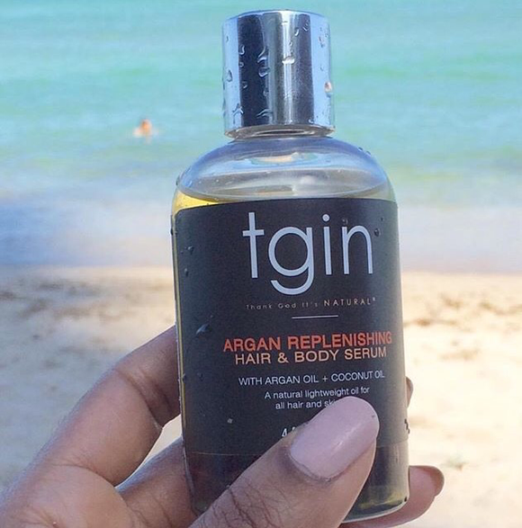 TGIN Argan & Replenishing Hair & Body Serum, Canada
