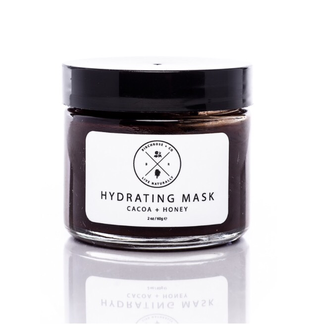 Birchrose & Co. Clay Mask - Cacao + Honey at Malachite + Elephant - Canada