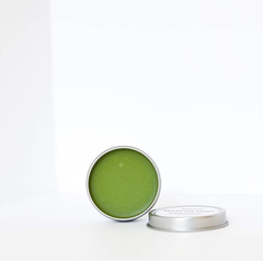 Balm & Co. Matcha Mint Lip Balm at Malachite + Elephant, Canada