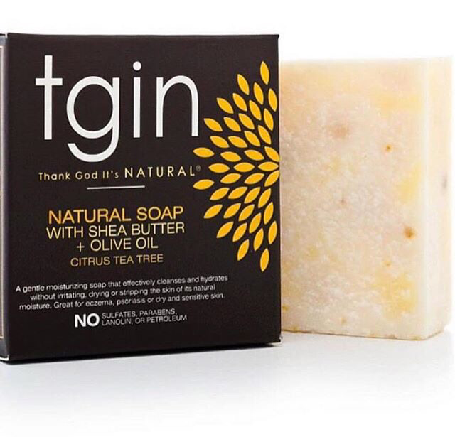 TGIN Natural Soap - Shea butter + Olive Oil at Malachite + Elephant Canada