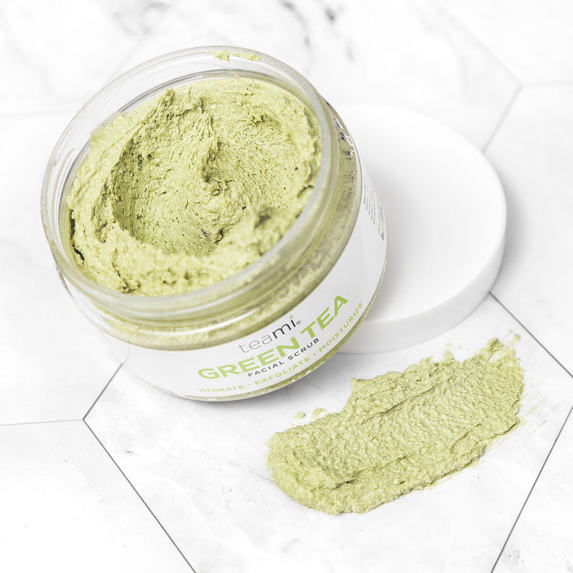 Teami - Green Tea Facial Scrub