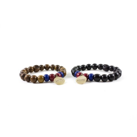 Enbois by maxim Haiti Bracelet available in Canada