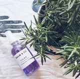 Balm & Co Lilac Hydrating Toner for dry skin