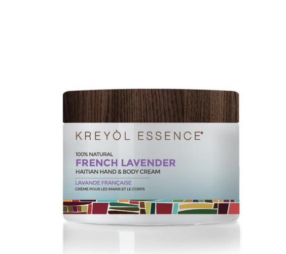 Kreyol Essence - Hand and Body cream - French lavender