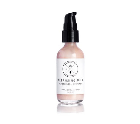 Watermelon + Green Tea Facial Cleanser by Birchrose + Co.