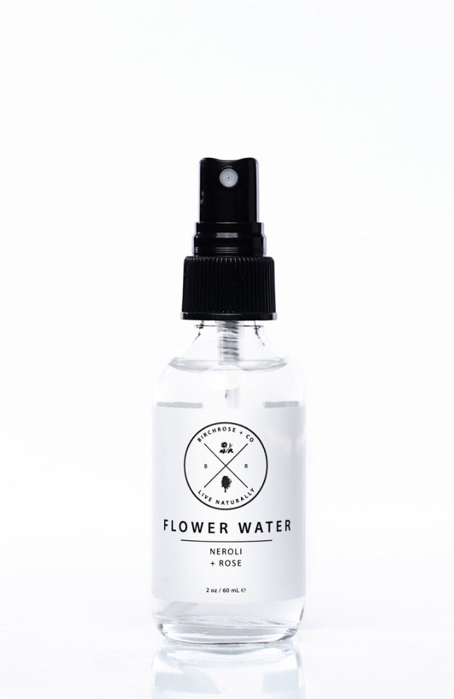 Flower Water | Neroli + Rose