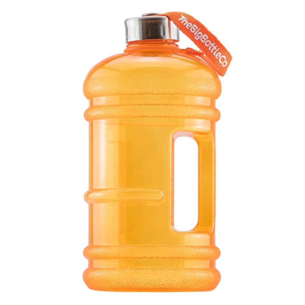 Big Orange - Big Bottle Co - reusable water bottle