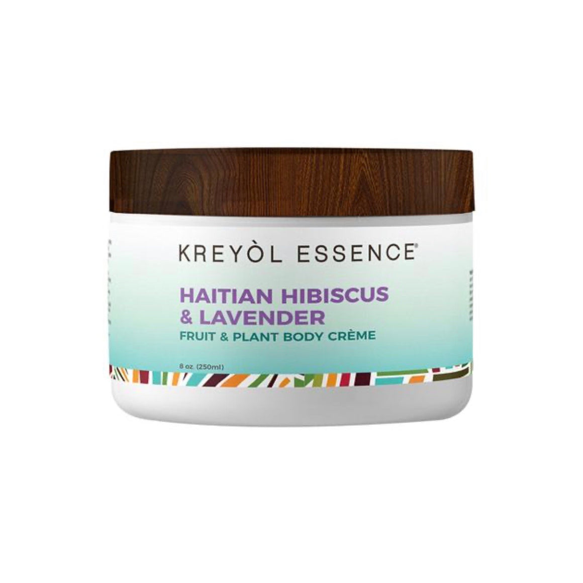 Haitian Hibiscus and Lavender Body Cream
