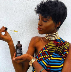 Kreyol Essence Haitian Black Castor Oil - for Black History Month in Ottawa