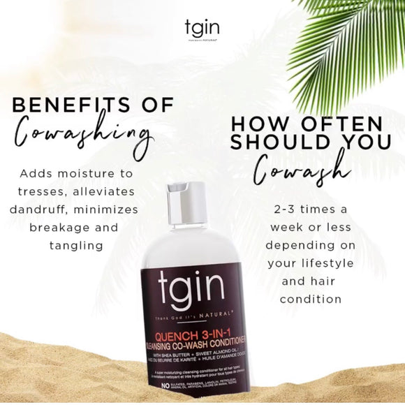 3-in-1 TGIN CO-WASH