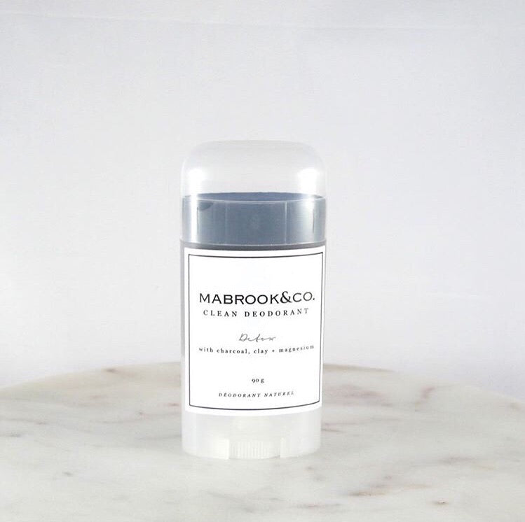 Mabrook & Co - Detox Clean Deodorant
