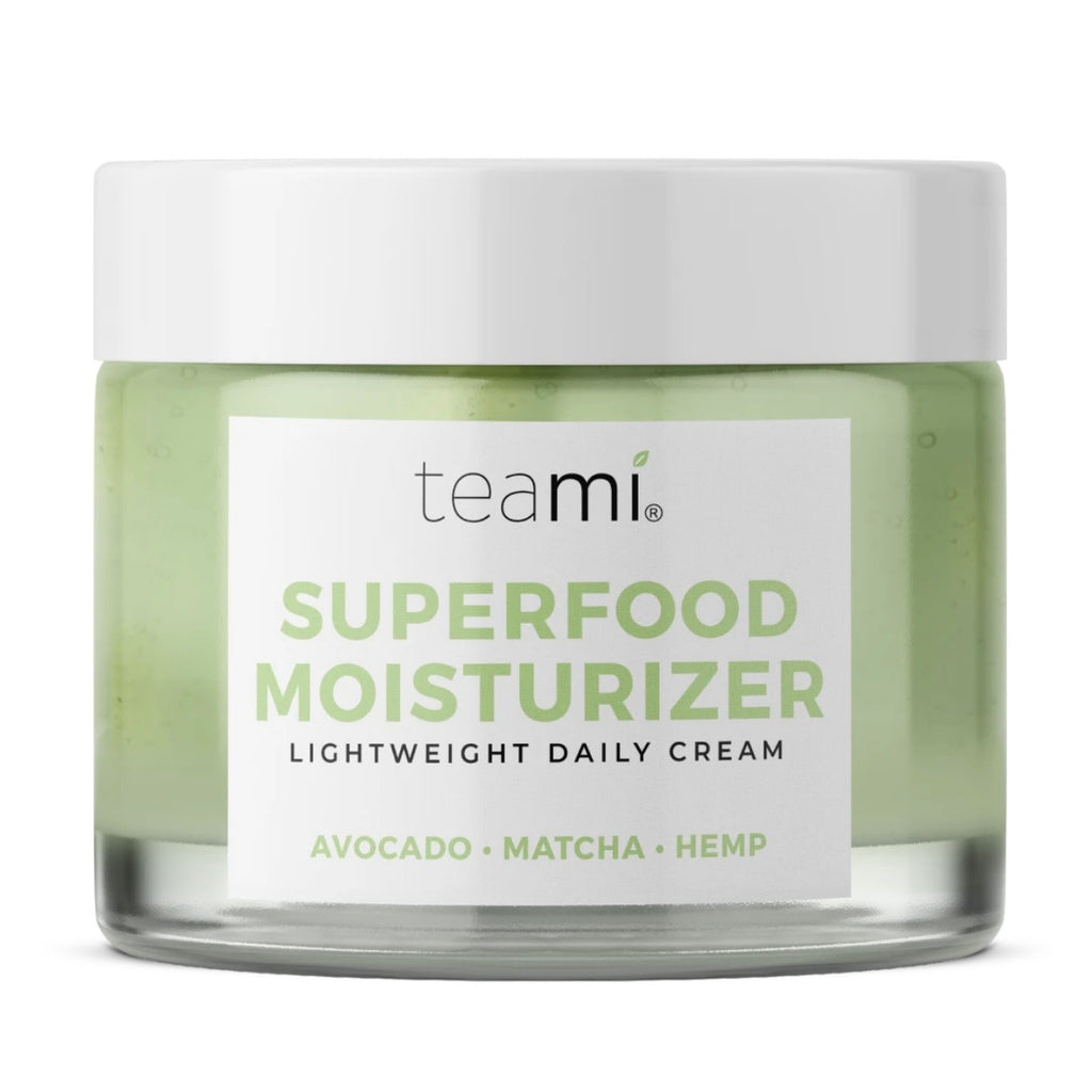 Teami Blends - Avocado, Matcha, Hemp Superfood Moisturizer
