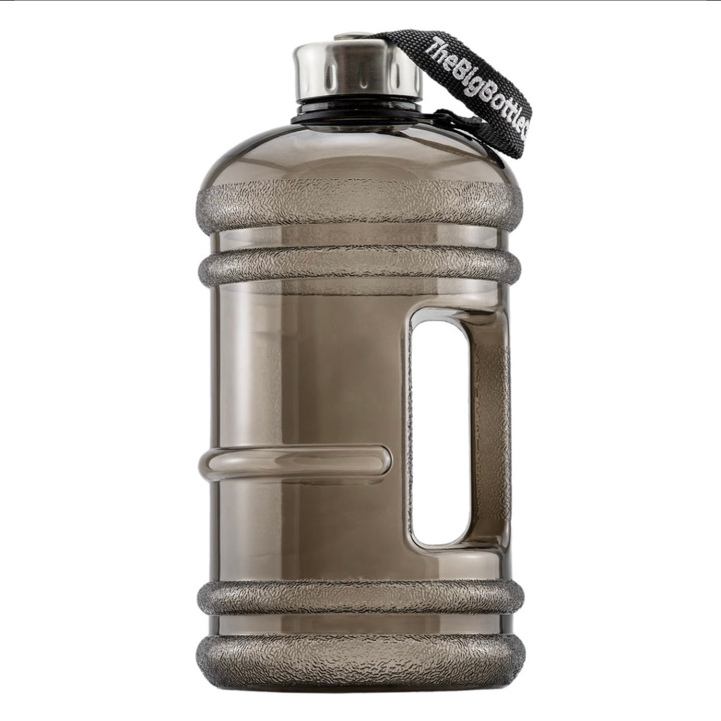 Big Black 2.2 litre water bottle - The Big Bottle Co.