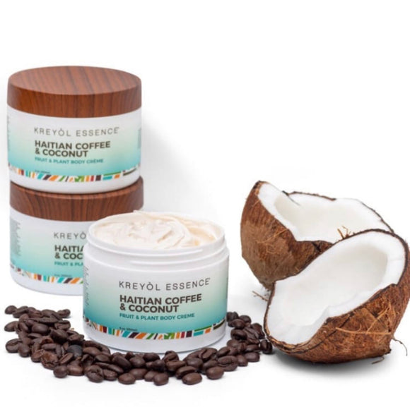 Hand & Body Cream - Coffee and Coconut