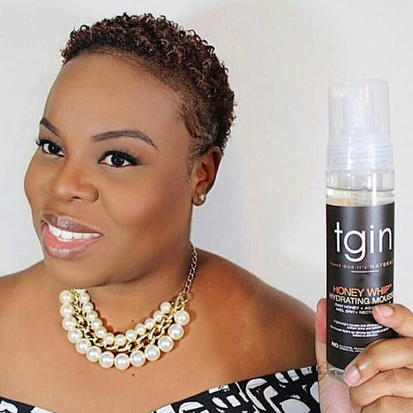 Honey whip Hydrating Mousse by TGIN