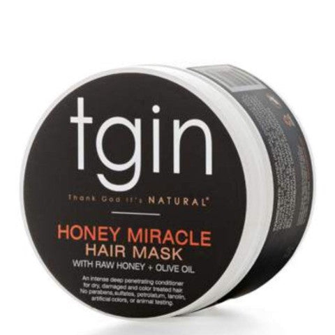 TGIN Honey Miracle Deep Conditioner for Natural Hair