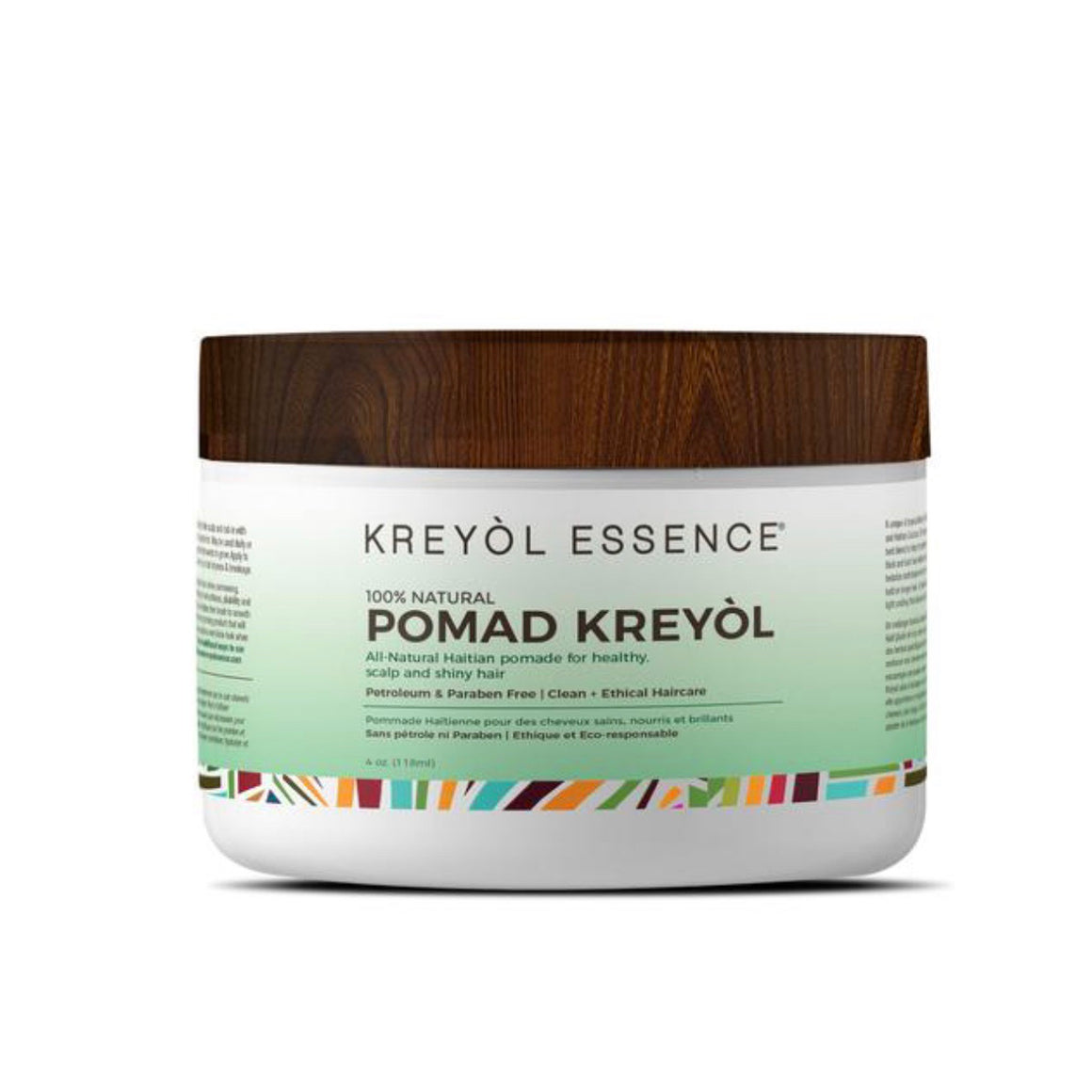 Pomad Kreyòl Natural Scalp Treatment