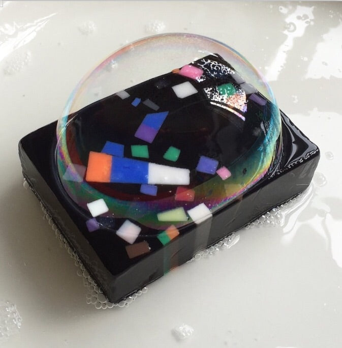 cosmic yuzu glycerin soap by wary meyers