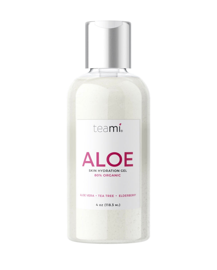 Teami Blends - Aloe skin hydration gel